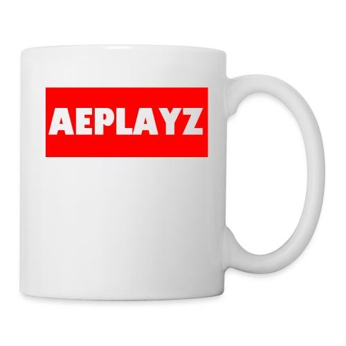 AEplayZ shirt logo - Coffee/Tea Mug