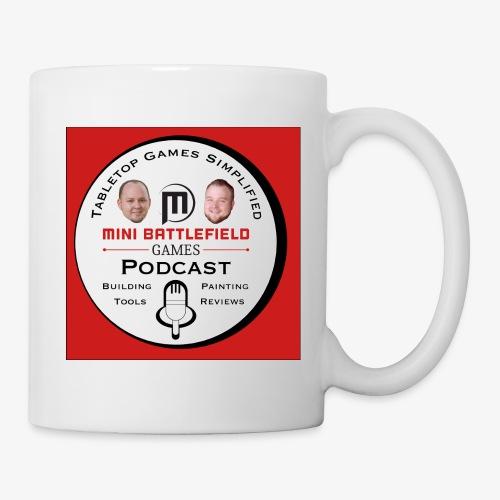 Mini Battlefield Games Podcast - Coffee/Tea Mug