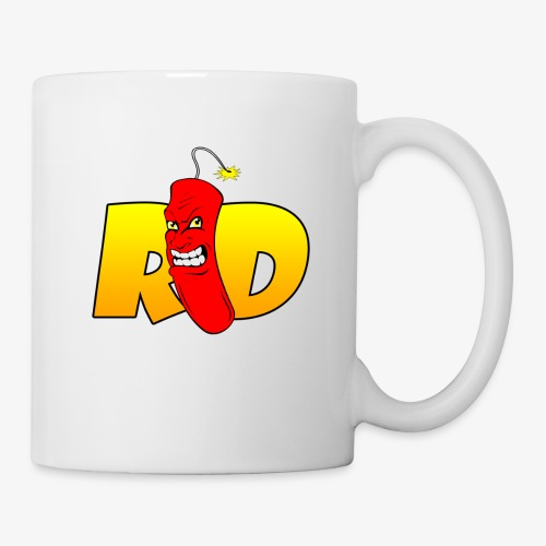 Rated Dabz Color Design - Coffee/Tea Mug