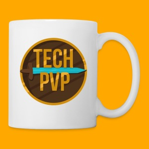 TechPvP Merch - Coffee/Tea Mug