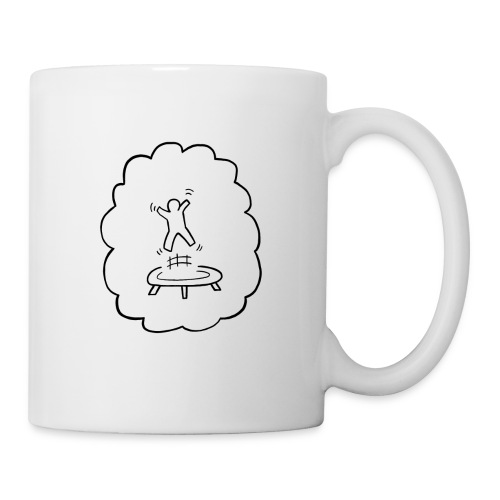 Trampoline Guy - Coffee/Tea Mug