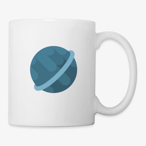 Tiny Blue Planet - Coffee/Tea Mug