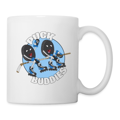 Puck Buddies Logo - Coffee/Tea Mug