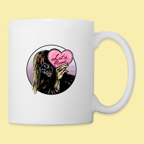 I <3 Lets Read! - Coffee/Tea Mug
