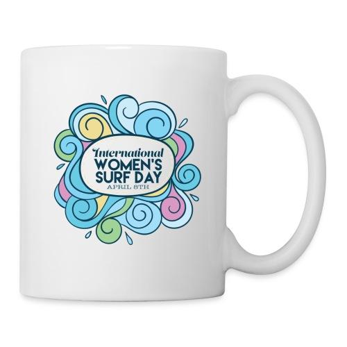 International Womens Surf Day - Coffee/Tea Mug