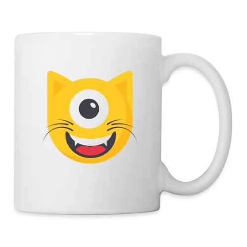 Cyclo Cat - Coffee/Tea Mug