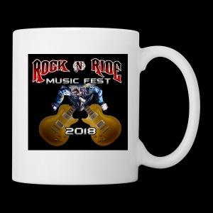 RocknRide Design - Coffee/Tea Mug