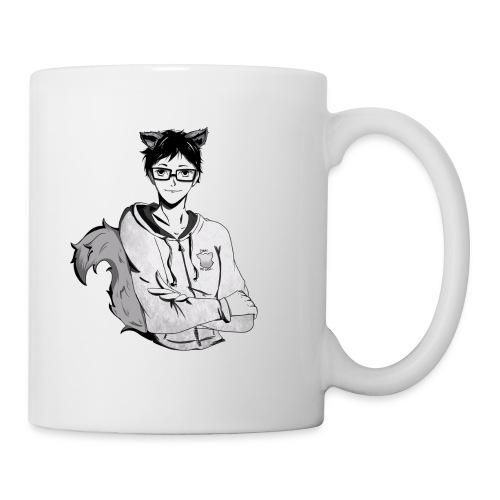 Chuki the Wolf Fanart - Coffee/Tea Mug