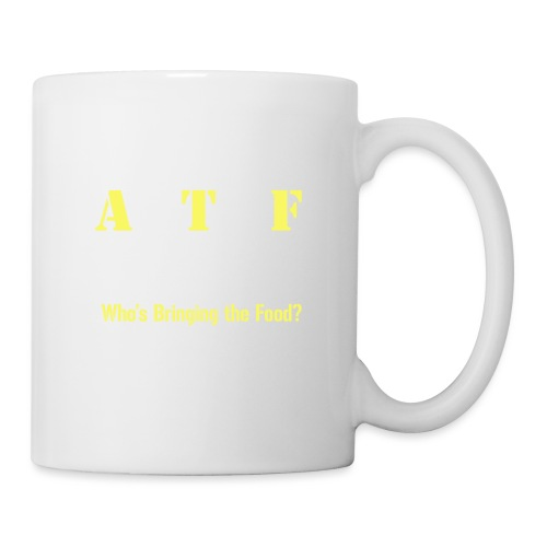 ATF Shirt - Coffee/Tea Mug