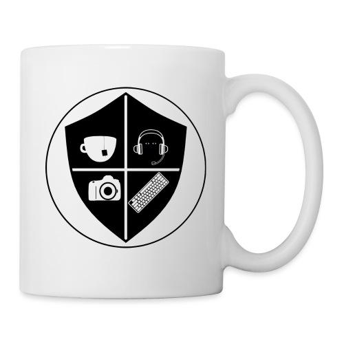 Punk Who Drinks Tea Crest - Coffee/Tea Mug