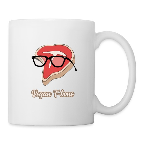 Vegan T bone - Coffee/Tea Mug