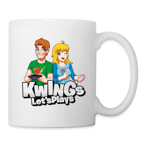 Knightwingletsplays Fan Shirt - Coffee/Tea Mug