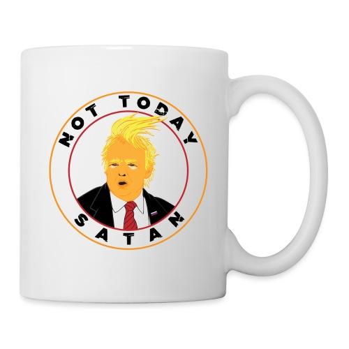 Not Today Satan Trump - Coffee/Tea Mug