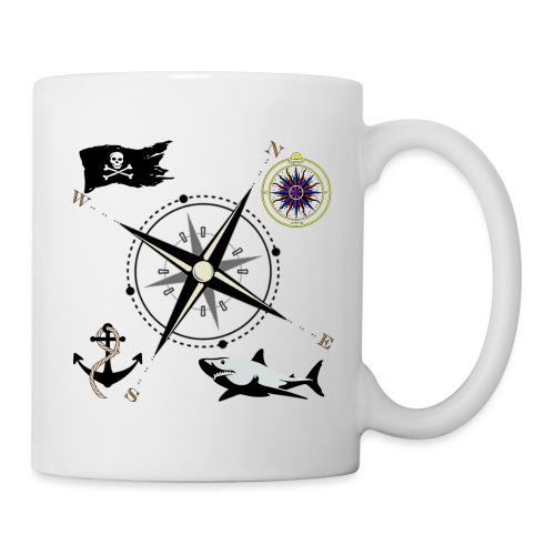 Nautical Designs - Coffee/Tea Mug