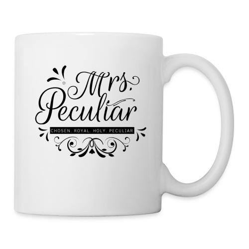 Mrs. Peculiar - Coffee/Tea Mug