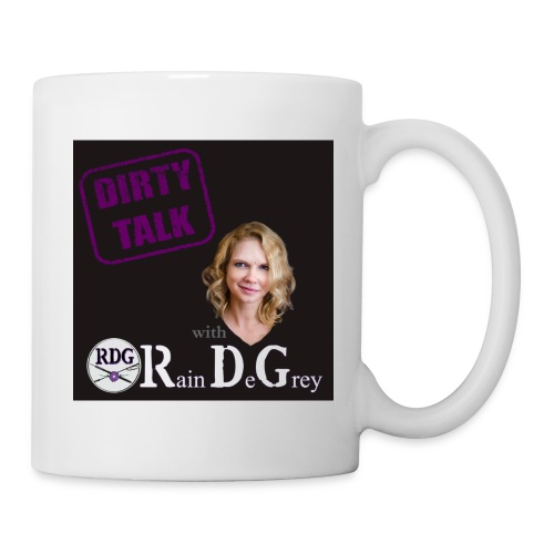 Dirty Talk with Rain DeGrey Accessories - Coffee/Tea Mug
