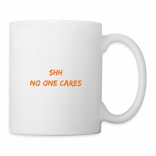 NO one cares - Coffee/Tea Mug