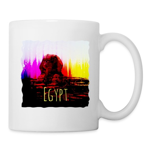 Sphinx Wavy - Coffee/Tea Mug
