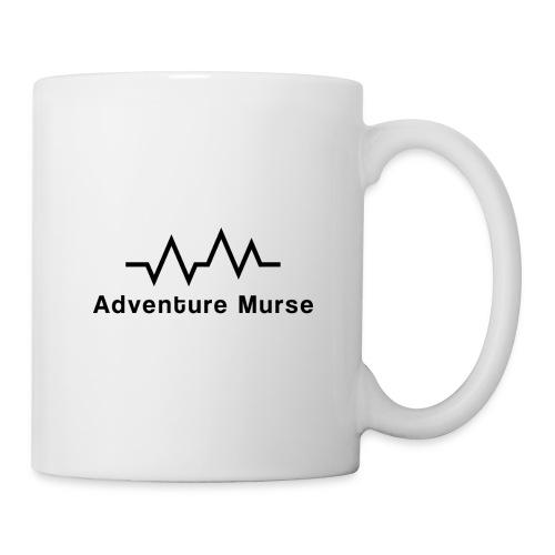 AdventureMurse Logo - Coffee/Tea Mug