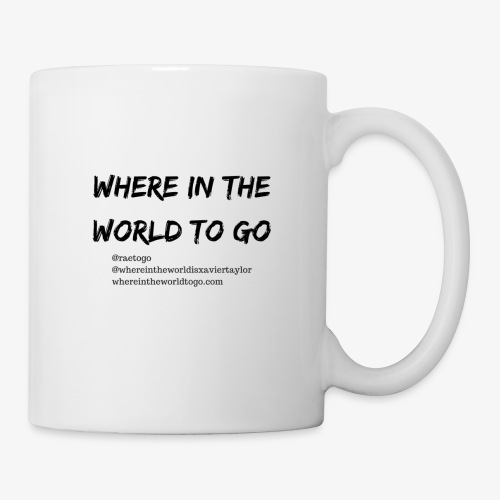 @ourhandles - Coffee/Tea Mug