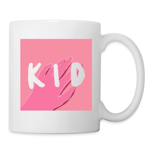 kid cover illustration - Coffee/Tea Mug