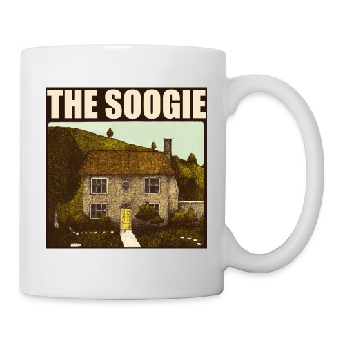 Cabbit House Faux Vintage T Shirt by The Soogie - Coffee/Tea Mug