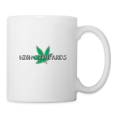 High Standards - Coffee/Tea Mug
