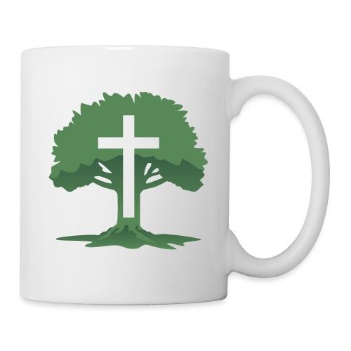 Christian Cross with Tree of Life - Coffee/Tea Mug