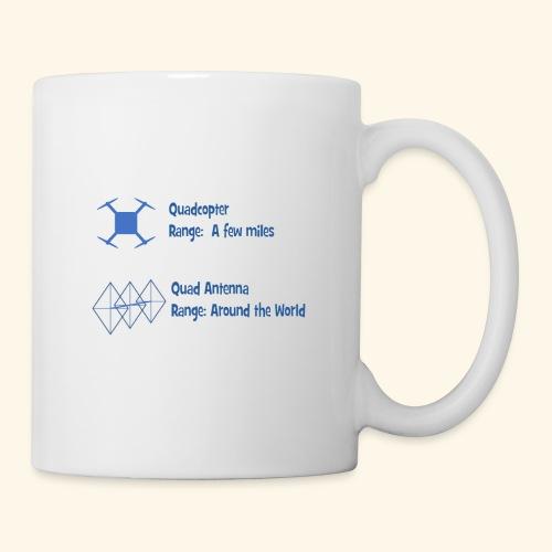 Quads - Coffee/Tea Mug