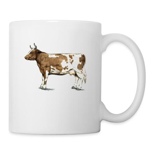 Red Ayrshire Dairy Cow - Coffee/Tea Mug