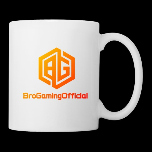 BroGamingOfficial Merch 2 - Coffee/Tea Mug