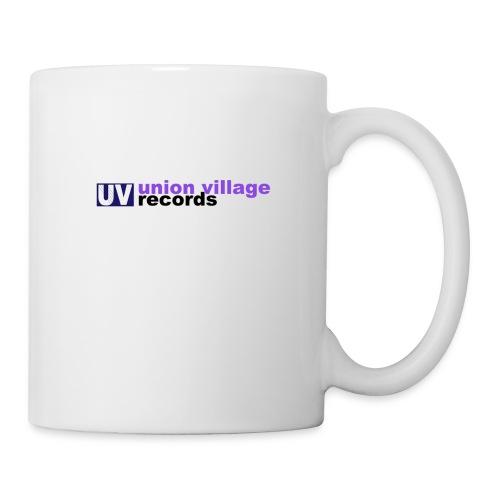 Union Village Records Logo2 - Coffee/Tea Mug