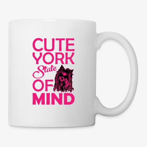 Cute York State Of Mind - Coffee/Tea Mug