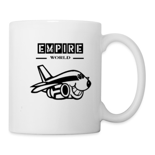 EmpireWorld Airplane resized - Coffee/Tea Mug