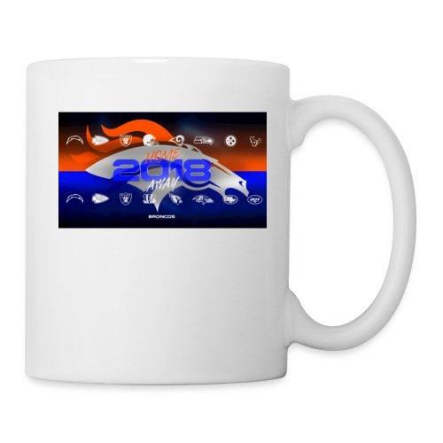 2018 Broncos Schedule - Coffee/Tea Mug