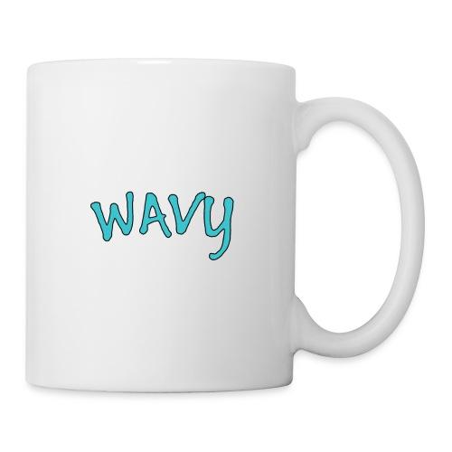 Wavy Blue - Coffee/Tea Mug