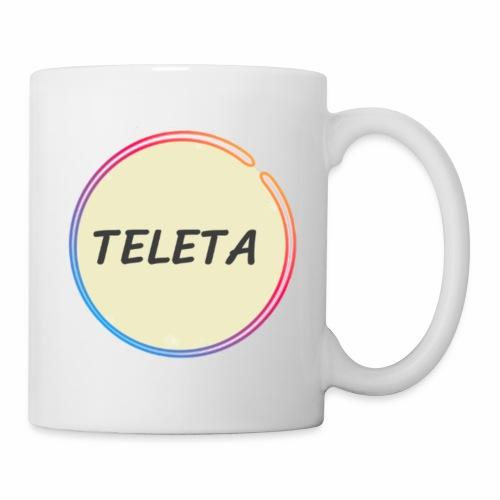 Teleta Logo Large - Coffee/Tea Mug
