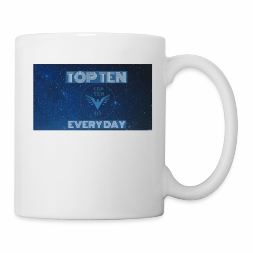 Top 10 - Coffee/Tea Mug