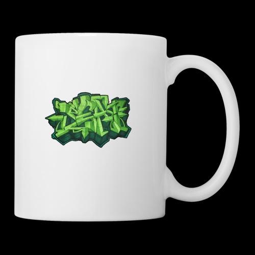 By Beats Green - Coffee/Tea Mug