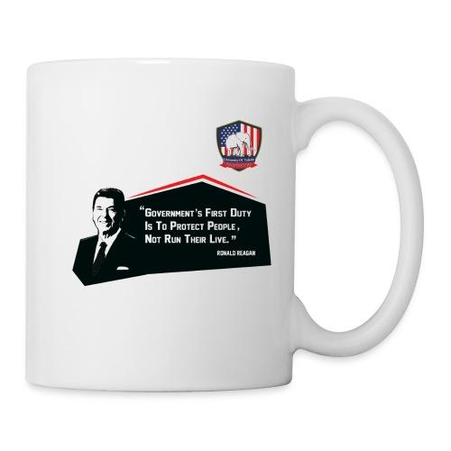 College Republicans UT - Ronald Reagan - Coffee/Tea Mug