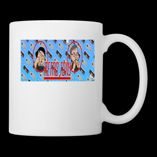 Retro Tony - Coffee/Tea Mug