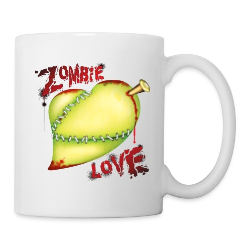 Zombie Love T Shirt - Coffee/Tea Mug