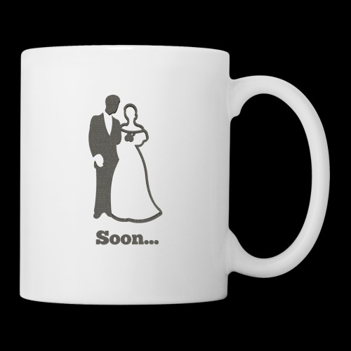 Soon to be Married T-Shirt for Engaged Couples - Coffee/Tea Mug