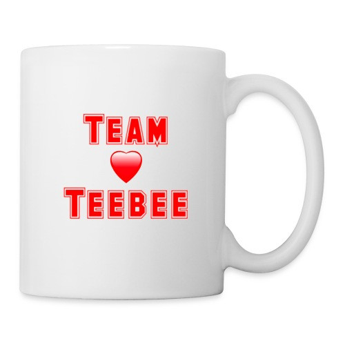Love Team Teebee - Coffee/Tea Mug