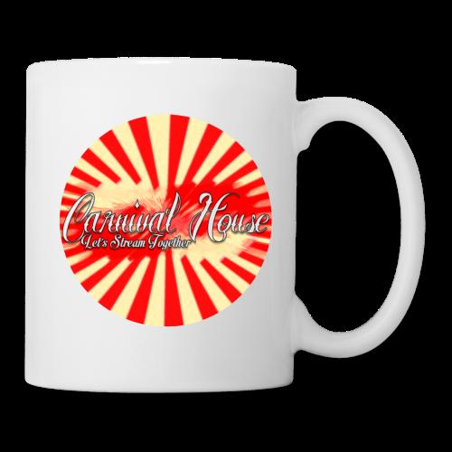 The Carnival House Button! - Coffee/Tea Mug