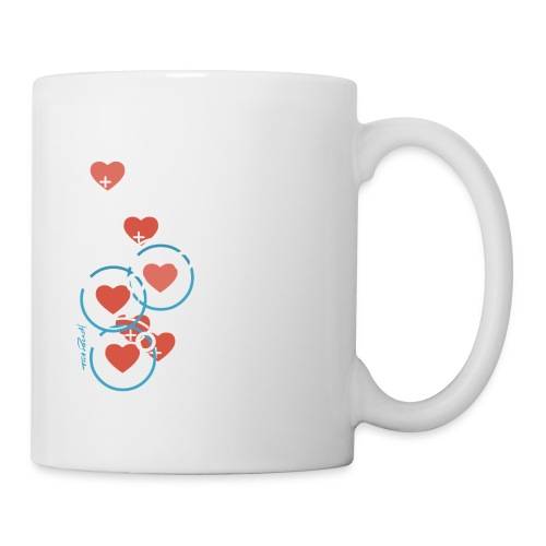 SuperHearts - Coffee/Tea Mug