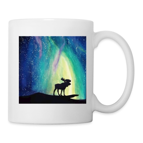 Night Moose - Coffee/Tea Mug