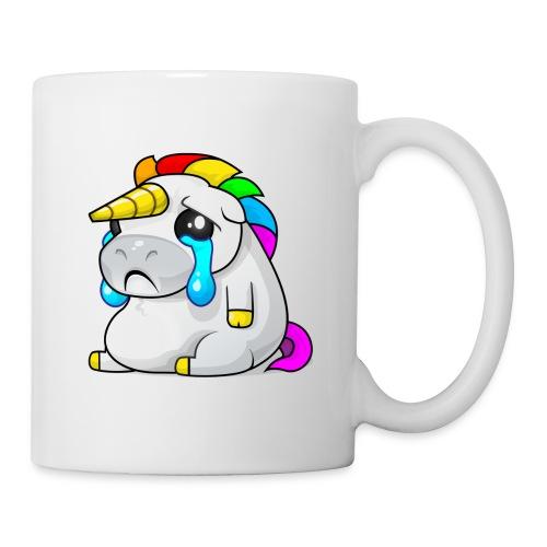 Alasdair unicorn crying - Coffee/Tea Mug