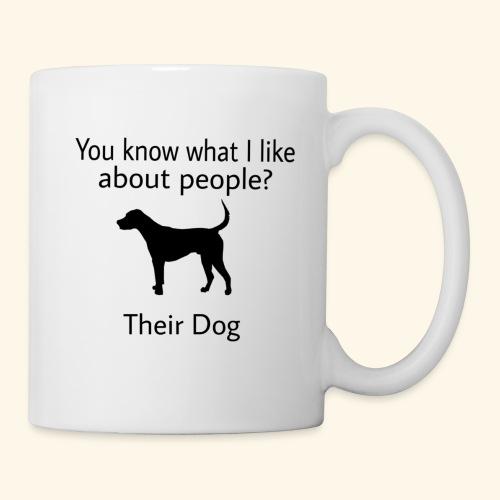 What I like most about people - Coffee/Tea Mug