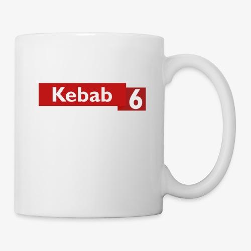 Kebab red logo - Coffee/Tea Mug